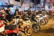 CBR Banjarmasin Gelar Halal Bihalal dan Sunday Afternoon Riding