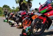 Hilangkan Penat, Honda CBR Martapura Sunmory ke Taman Hutan Rakyat