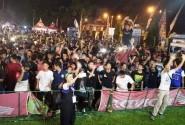 CBR Barito Timur Launching Website Resminya Ditengah Perayaan HUT ke-3
