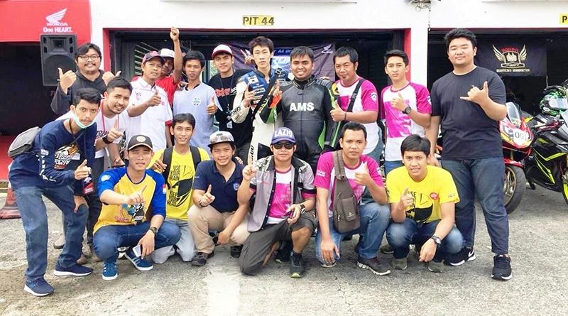 CROW Racing Team Siap Lanjutkan Tradisi Podium di ICE DAY 2018 Seri Ketiga