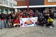 CROW Tangerang Gelar Sunmori Senangkan Anak Yatim