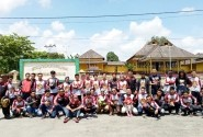 Rayakan HUT ke-2, Komunitas Honda CBR West Borneo Lakukan Baksos, Mantap!