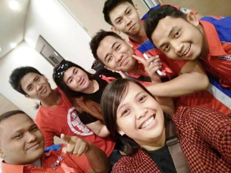 CBR Riders Jakarta Hadiri Diskusi dan Penyuluhan Bahaya Penyakit AIDS