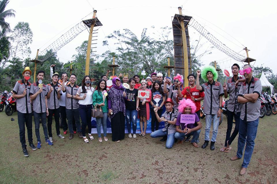 CBR Owner Tangerang, Mulai dari SOTR Hingga Bukber Untuk Mempererat Tali Silaturahmi
