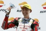 Pebalap Astra Honda, Dimas Ekky Debut di Grand Prix Moto2