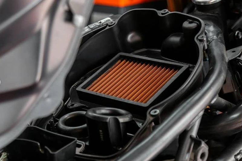Filter Honda CBR250RR SP Bisa Saling Tukar Pakai