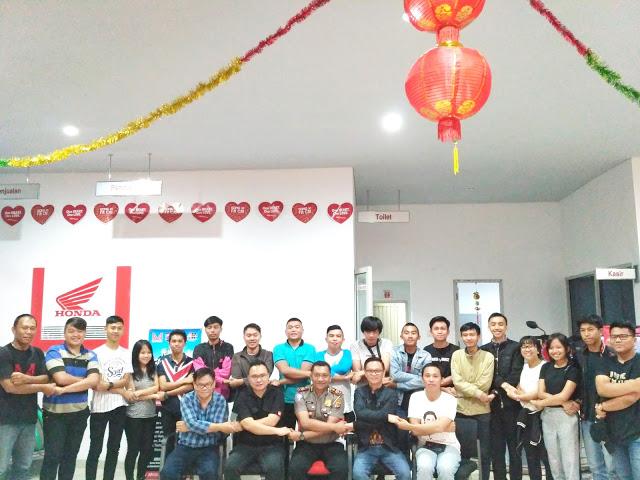 Dealer Honda CV Anugrah Mulia Tomohon Terlibat Pembuatan Film Pendek