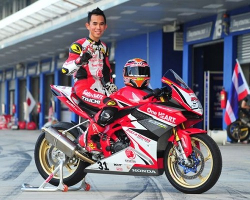 All New Honda CBR250RR Kata Gerry Salim