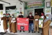 HCOI Medan Dan CBR Club Medan Donasikan APD