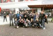 Pengukuhan Anggota Baru HCRC Bali Padukan Unsur Safety Riding