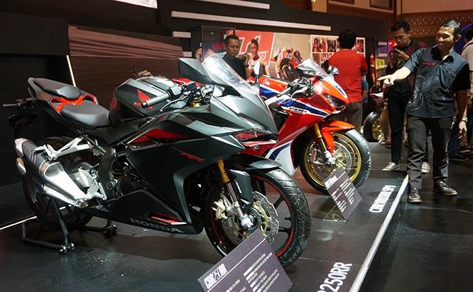 Harga All New Honda CBR250RR Mulai 62 Juta Rupiah