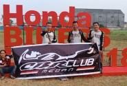 Honda CBR Club Medan Bertandang Ke Palembang, Meriahkan HBD Regional Sumatera