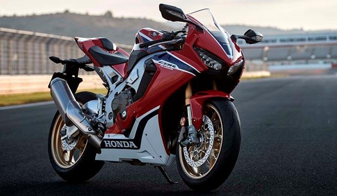 Intermot 2016 : Arti Filosofi Total Control Honda CBR1000RR Fireblade