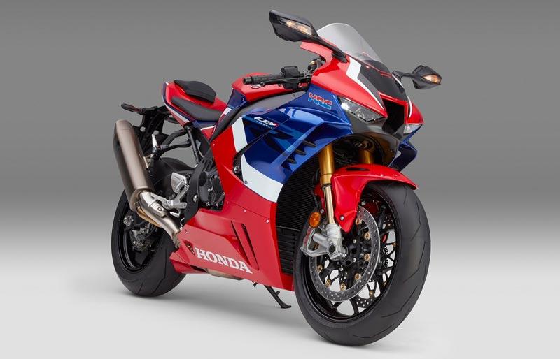 DNA Motor Balap, Honda CBR1000RR-R Fireblade