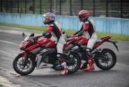 Aksi Dan Fitur Honda CBR150R