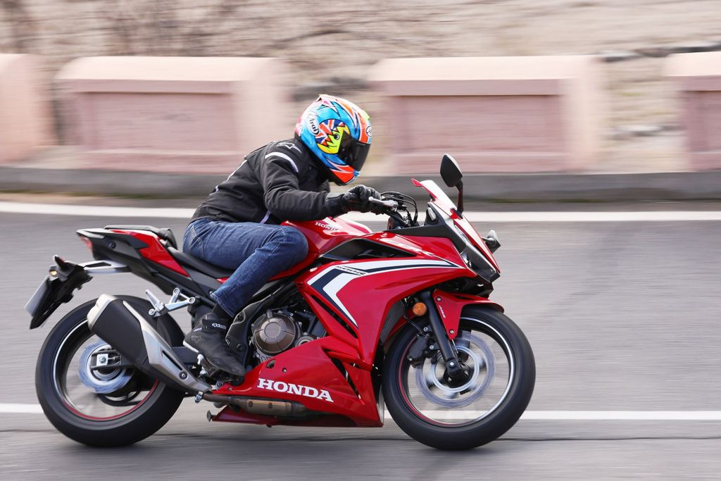Honda CBR500R, Makin Agresif