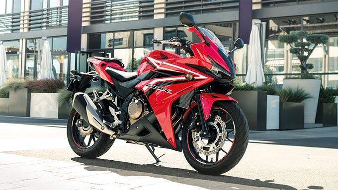 Honda CBR500R, Major Chance Dengan Fitur yang Melimpah