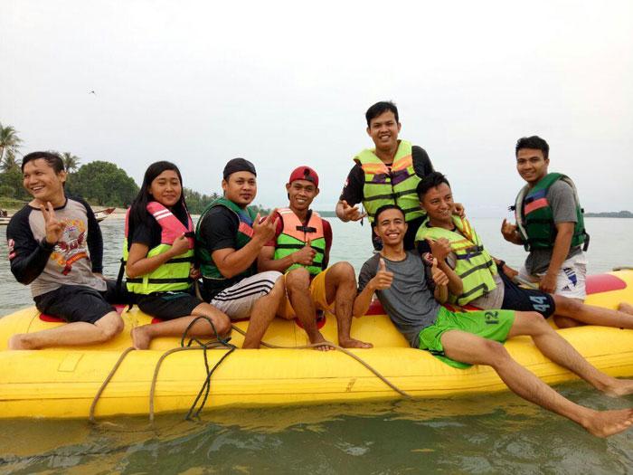 Ketika 30 Member CBR Owner Serang Turing ke Tanjung Lesung, Seru Bro!