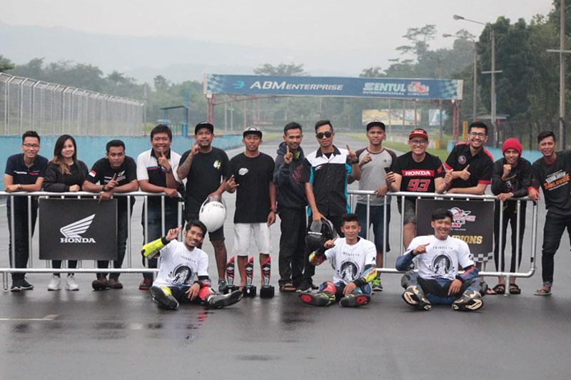 Honda Community Jatim Turunkan 5 Pebalap di CBR Race Day