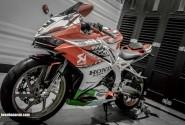 Ganti Warna Roda Honda CBR250RR, Dijamin Bikin Pangling