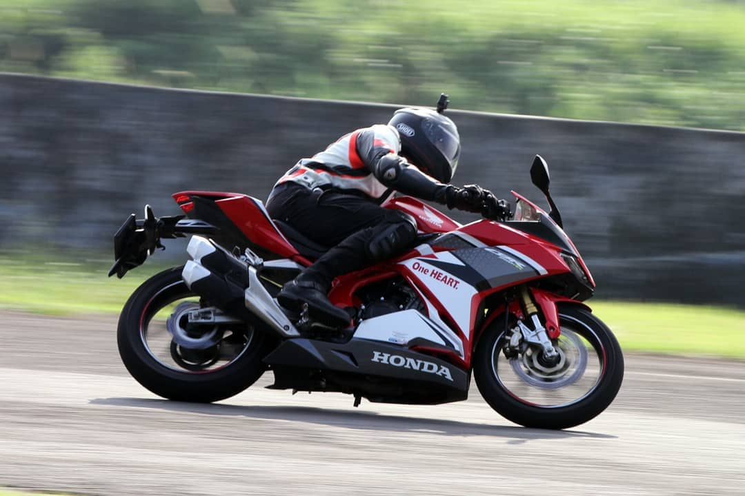 All New Honda CBR250RR, Sudah Galak Dari Tampilan