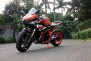 Modifikasi : Bikin Honda CBR 150R Jadi lebih Berotot