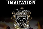 Undangan 13th Anniversary CBR Club Bandung