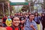 Intip Kegiatan Honda CBR Tangerang Club Touring ke Ciwidey