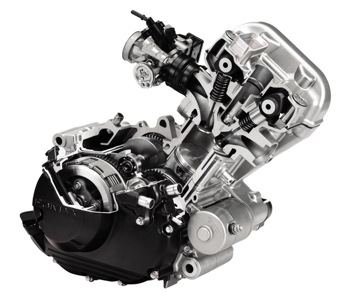 Inilah Keunggulan Mesin Honda All New CBR 150R