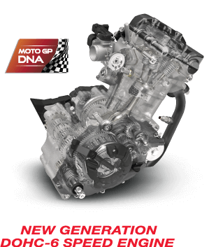 The All New CBR150R Dilengkapi Generasi Terbaru Mesin DOHC-6