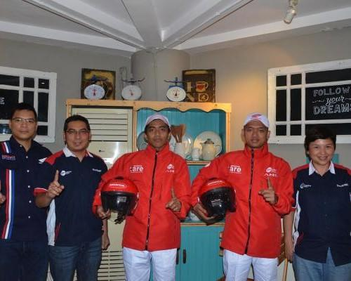 DAM Resmi Perkenalkan Honda Customer Assistance Road Emergency