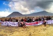 Jamnas Asosiasi Honda CBR (AHC) ke 3 sukses digelar di Bromo Jawa Timur