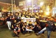 North CBR Club (NCC) Rayakan HUT Pertama dan Launching Seragam Baru