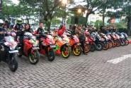 Masyarakat dan Komunitas CBR Serpong Jajal Langsung All New Honda CBR250RR