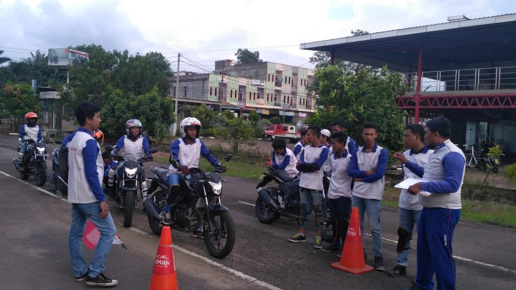 Kopdar Honda Jambi Hasilkan Jagoan-jagoan Sefety Riding