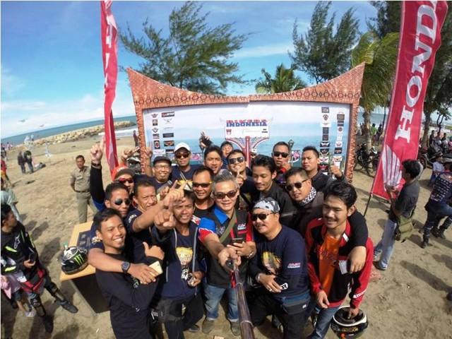 Jambore Nasional (Jamnas) ke-5 Honda CBR, Baralek Gadang di Ranah Minang
