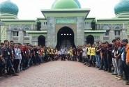 CBR Regional Sumatera Gelar Jambore, 300 Member Turut Berpartisipasi