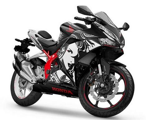 Filosofi Art Kabuki Pada Honda CBR 250RR