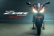 Kendali Penuh All New Honda CBR150R