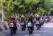 Astra Motor Makassar Ajak 51 Anggota Komunitas CBR Nobar