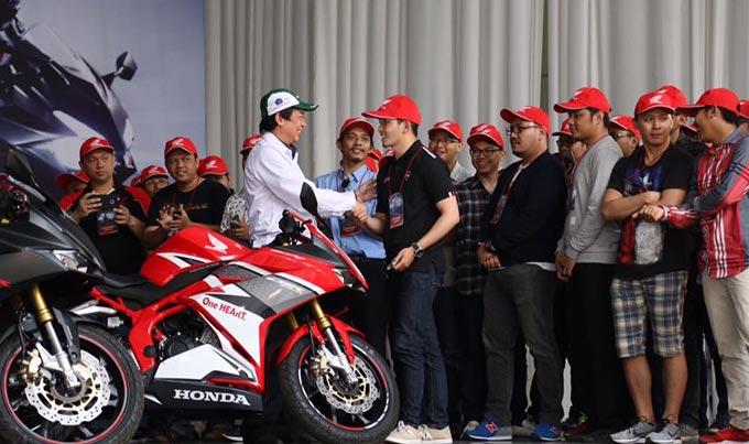 AHM Tunjukan Perakitan All New Honda CBR250RR, Konsumen Inden Segera Terima Pesanan