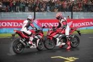 All New Honda CBR150R, Konfigurasi Mesin Handal