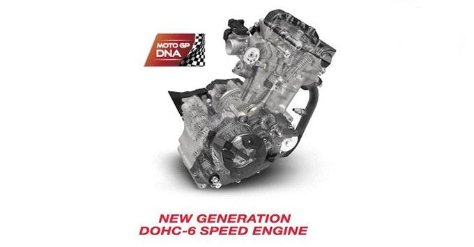 Mesin All New Honda CBR 150R, Gahar Dengan Perubahan Total