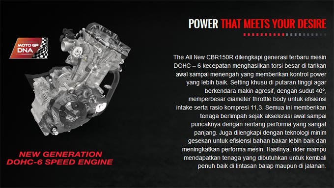 Melirik Top Speed Honda CBR 150R, Mantap!