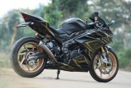 Modifikasi Honda CBR250RR, Dapat Satu Motor Lagi