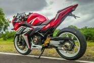 Honda CBR150R, Makin Kekar Dengan Kaki Single Arm