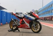 Modifikasi Honda CBR250RR, Adopsi Warna Legendaris