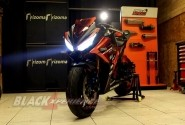 Modifikasi Honda CBR150R Berkonsep Street Exclusive