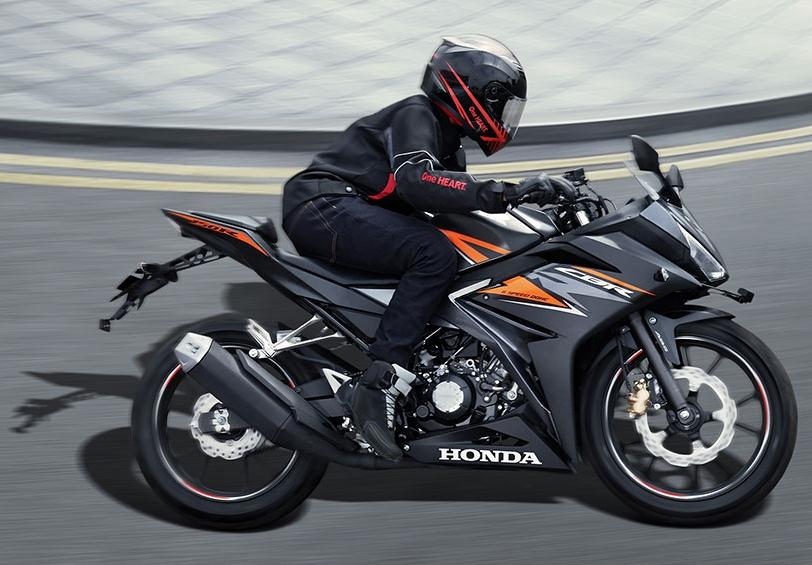 Lewat Mesin Baru, New Honda CBR150R Punya Tenaga Lebih Besar