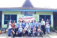PCOW Gelar Baksos Peduli Pendidikan di SDN Pare 1 Selogiri, Wonogiri